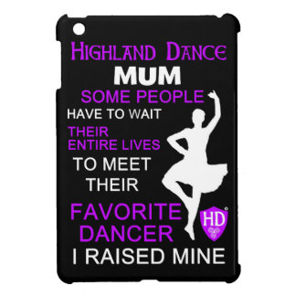 Proud Dance Mum iPad Mini Case