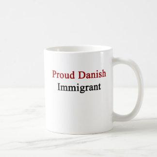Proud Danish Immigrant Coffee Mug