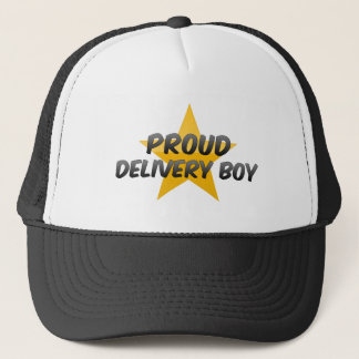 Proud Delivery Boy Trucker Hat