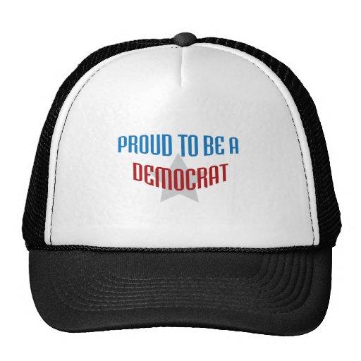 PROUD DEMOCRAT HAT