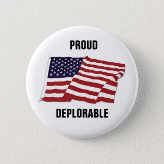 Proud Deplorable Pin