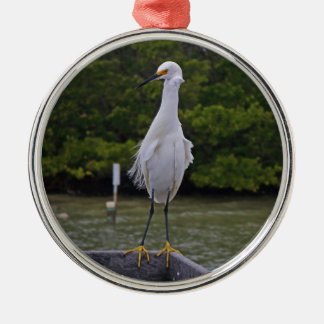 Proud Determination Metal Ornament