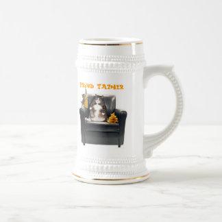 """Proud Father"" Beer Mug"
