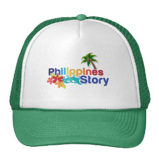 Proud Filipino Trucker Hat