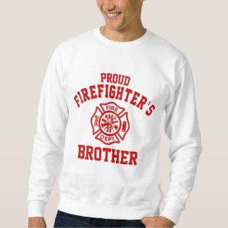 Proud Firefighter's Brother Sweatshirt