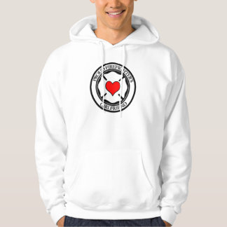 PROUD FIREFIGHTER'S GIRLFRIEND HOODIE