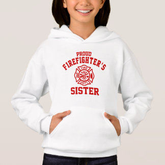 Proud Firefighter's Sister