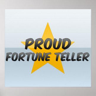 Proud Fortune Teller Poster