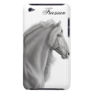 Proud Friesian Horse Speck Case iPod Touch Case