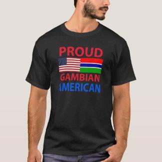 Proud Gambian American T-Shirt