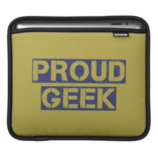 Proud Geek iPad Sleeve