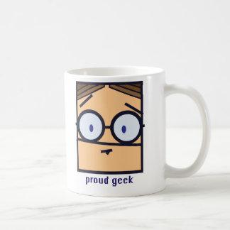 proud geek mug