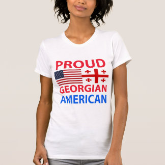 Proud Georgian American T-Shirt