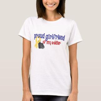 Proud Girlfriend of my Soldier T-Shirt