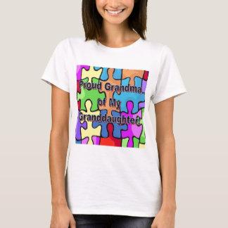 Proud Grandma Of My Granddaughter! T-Shirt
