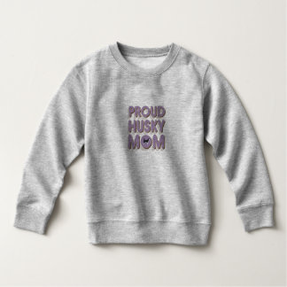Proud Husky Mom Sweatshirt