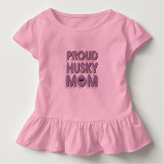 Proud Husky Mom Toddler T-shirt
