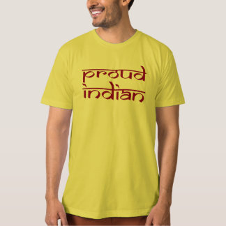 Proud Indian t-shirt design diwali gift idea