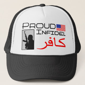 Proud Infidel Trucker Hat