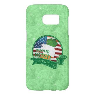 Proud Irish American Cell Phone Case