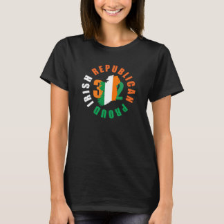 Proud Irish Republican 32 Womens Tshirt