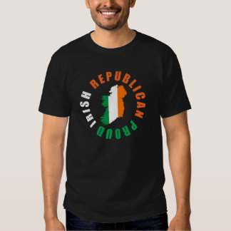 Proud Irish Republican Mens TShirt