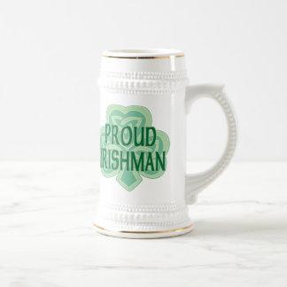 Proud Irishman Stein
