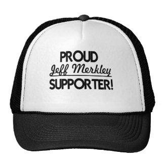 Proud Jeff Merkley Supporter! Trucker Hat