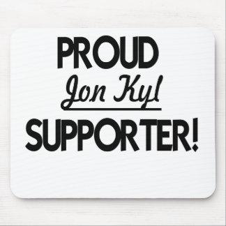 Proud Jon Kyl Supporter! Mouse Pad