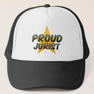 Proud Jurist Trucker Hat