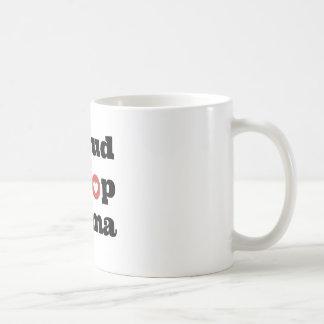 Proud K-pop Mama Mug