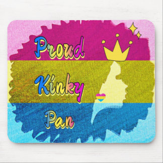 Proud Kinky Pan Mousepad