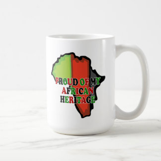 Proud Kwanzaa Mug