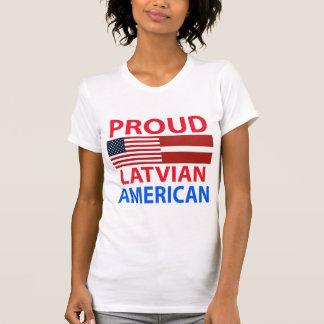 Proud Latvian American T-Shirt