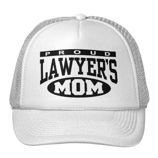 Proud Lawyer's Mom Trucker Hat