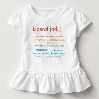 Proud Liberal Toddler T-shirt