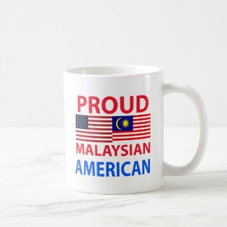 Proud Malaysian American Coffee Mug