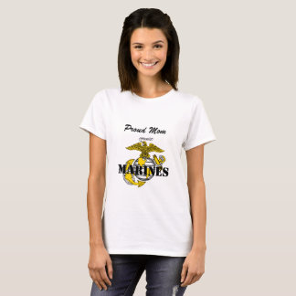 PROUD MARINES MOM T-Shirt