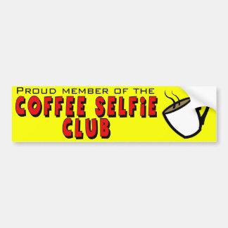 Proud member colorful bumper sticker