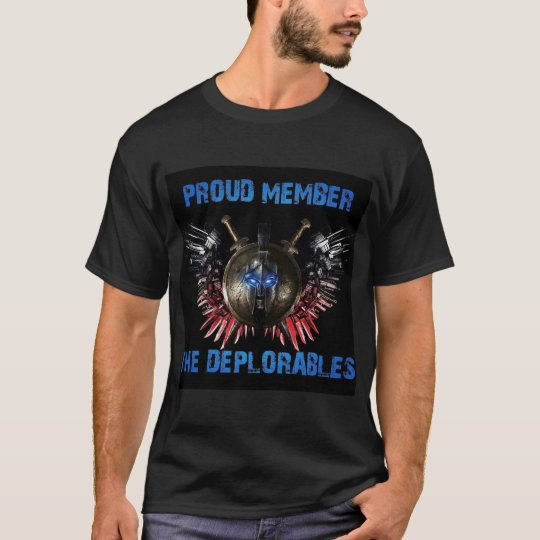 Proud Member of the Deplorables T-Shirt