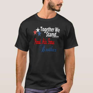 Proud Military Brother T-Shirt