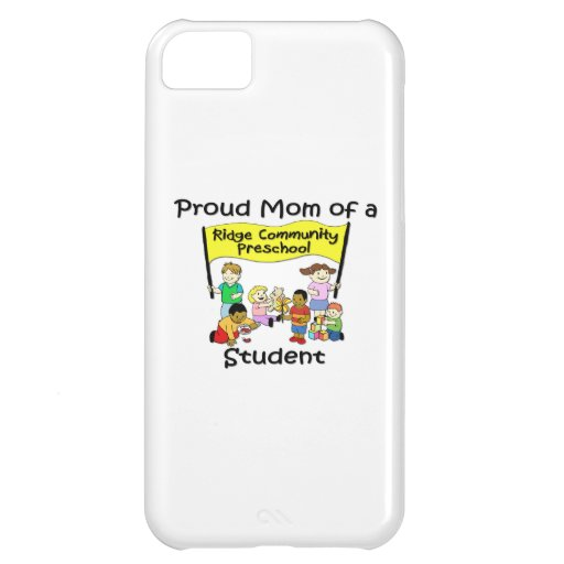 Proud Mom Cover For iPhone 5C