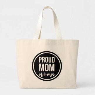 Proud Mom of Boys Bag