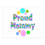 Proud Mommy Postcard