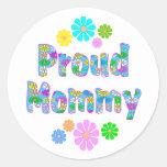 Proud Mommy Sticker