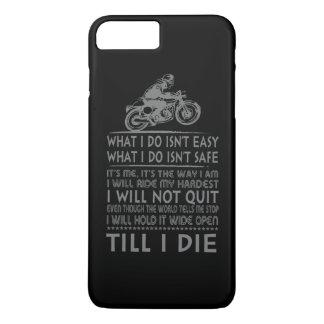 Proud MX Rider iPhone 7 Plus Case