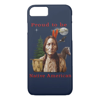 proud native american iPhone 7 case