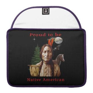 proud native american MacBook pro sleeve