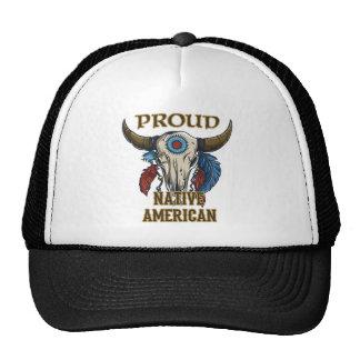 Proud Native American Trucker Hat