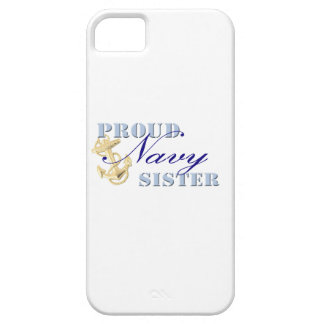 Proud Navy Sister IPhone 5 Case